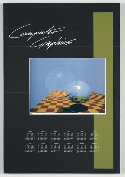 Seth Price, 'Black Comps', 2003
