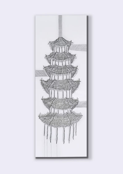 Tan Danwu, 'Pagoda Series No. 4 ', 2019