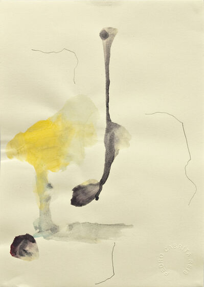 Pedro Cabrita Reis, 'Os desenhos da praia #10', 2011