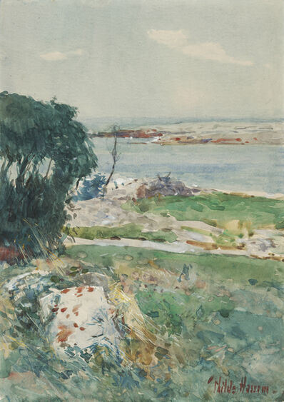 Childe Hassam, 'Summer Afternoon, Appledore', mid-1890s