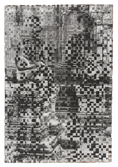 Dinh Q. Lê, 'Splendor & Darkness (STPI) #17', 2017