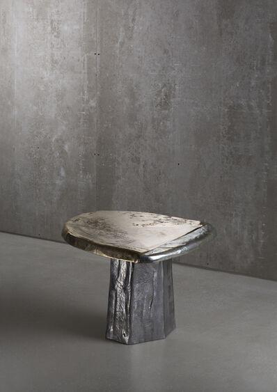 Vincenzo De Cotiis, 'DC 1918 (Side Table)', 2019