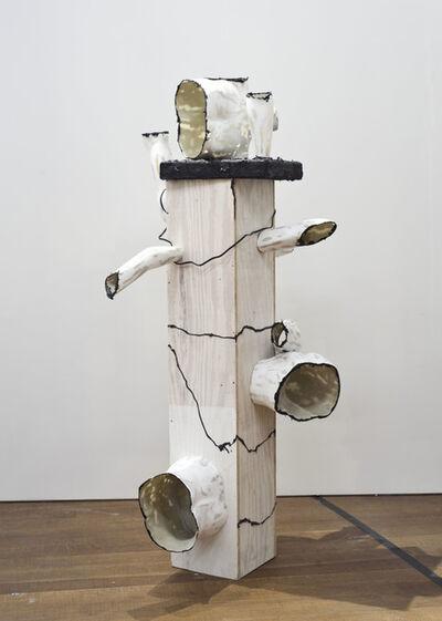 Diego Bianchi, 'DVD Pedestal', 2015