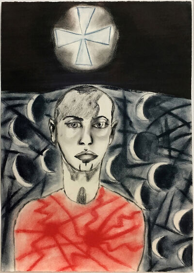 Francesco Clemente, 'True', 1989