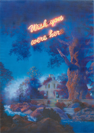 Friedrich Kunath, 'Wish You Were Here', 2015
