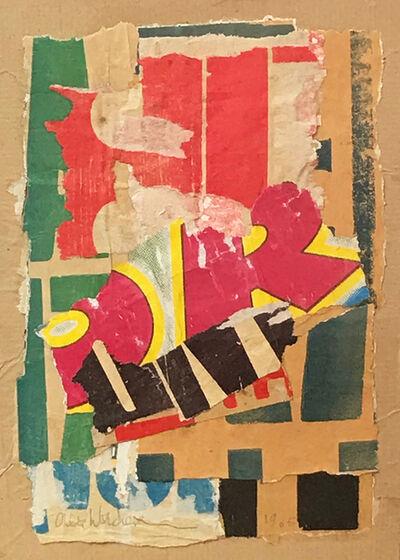 Arthur Aeschbacher, 'Lyrisme Lacere', 1965