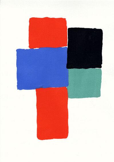 Sonia Delaunay, 'Nocturne Vulgaire I', 1973