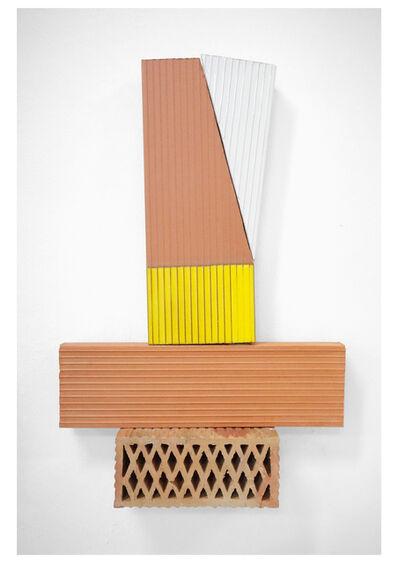Oscar Abraham Pabon, 'Arte y Artesanía III', 2019