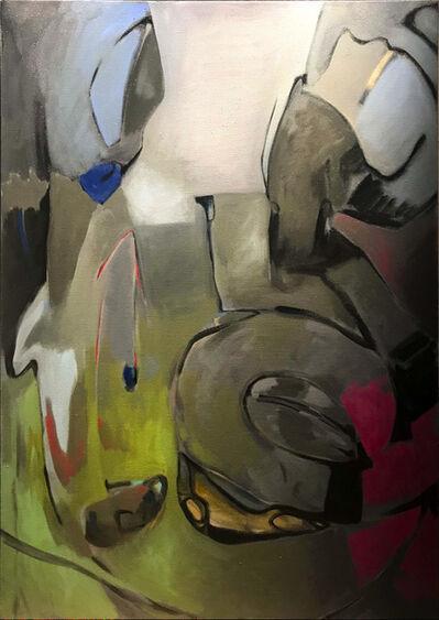 Leopold Plotek, 'Teste David cum Sibylla', 2015