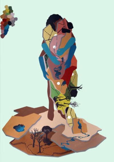 Otobong Nkanga, 'The embrace', 2014
