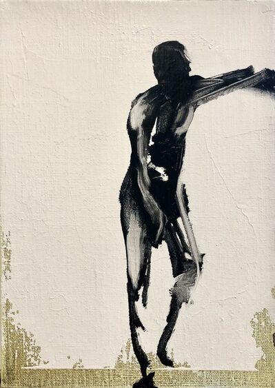 Shelly Tregoning, 'Man Lean', 2019