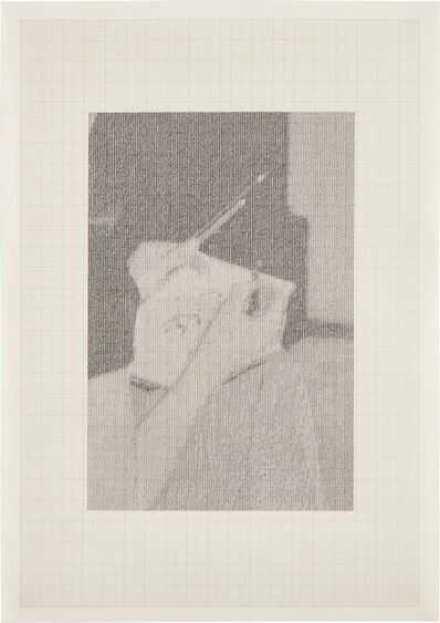 Ewan Gibbs, 'Trafalgar Square', 2001