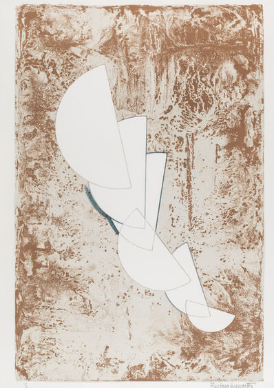 Barbara Hepworth, 'Fragment From the Aegean Suite', 1971