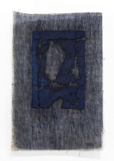 Nanni Valentini, 'Trasparenza', 1975
