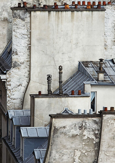 Michael Wolf, 'Paris Rooftops 8', 2014