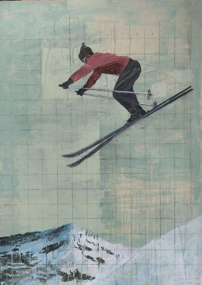 Tom Judd, 'Skier #7', 2017
