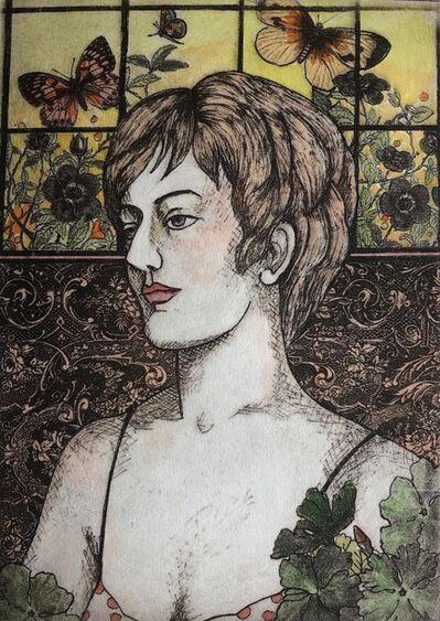 Eva Molnar, 'Butterflies', 2018