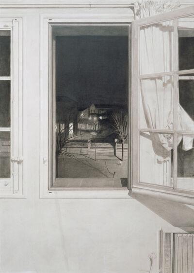 Francisco López, 'Ventana de Noche (Window at Night)', 1972
