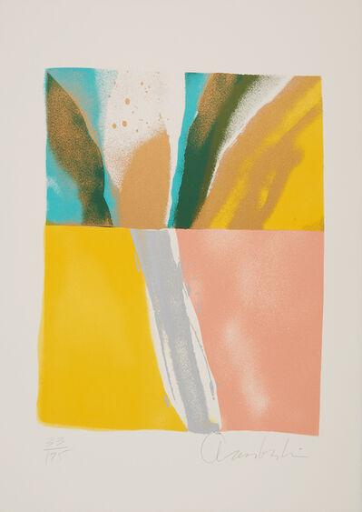 John Chamberlain, 'Flashback', 1981