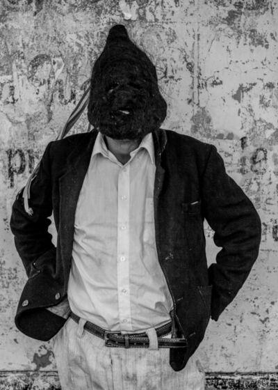 Musuk Nolte, 'Máscaras', 2013