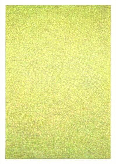 Slawomir Elsner, 'Blatt 132 (aus der Serie A4)', 2015