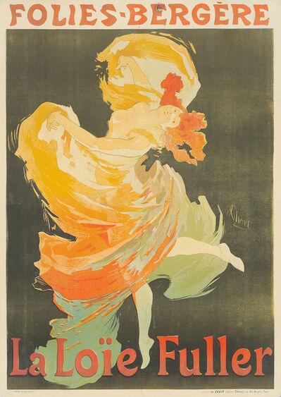 Jules Chéret, 'Folies-Bergère / La Loïe Fuller', 1893