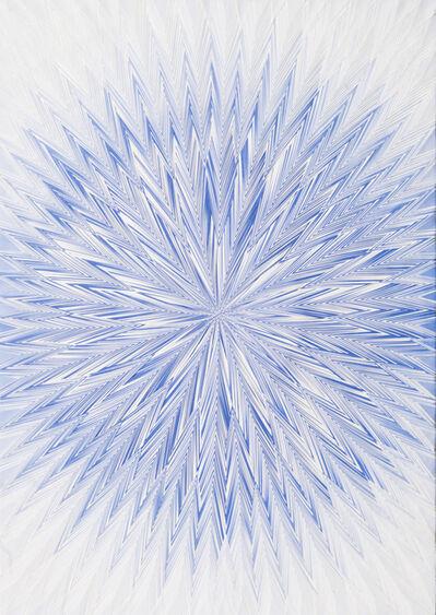 Lola Dupré, 'My Moiré (blue)', 2014