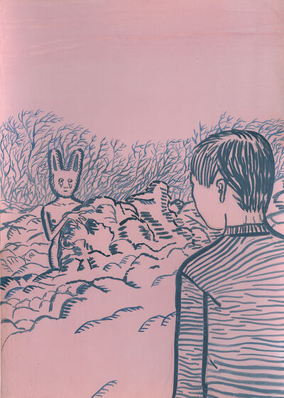 Aleksandra Waliszewska, 'Untitled [Rabbit]', 2012