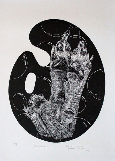 Yailen Sellén, 'Lenguaje de señas / Sign language', 2015