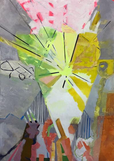 Yura Adams, 'Fissure of Light', 2017
