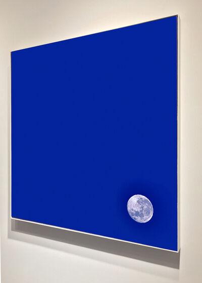 Albert Delamour, 'Blue Moon', 2015