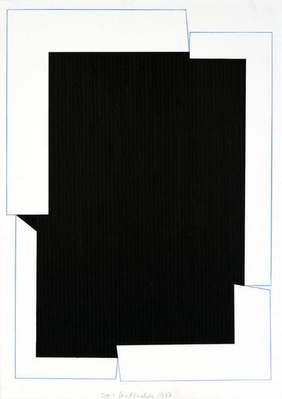 Stephen Antonakos, 'Untitled (JY#10)', 1977