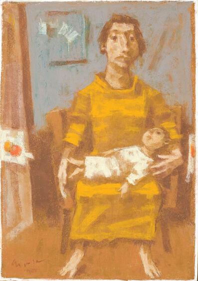David Aronson, 'Father and Child', 2007