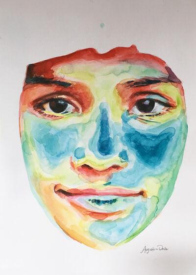 Augustina Droze, 'Portrait Study 2', 2018