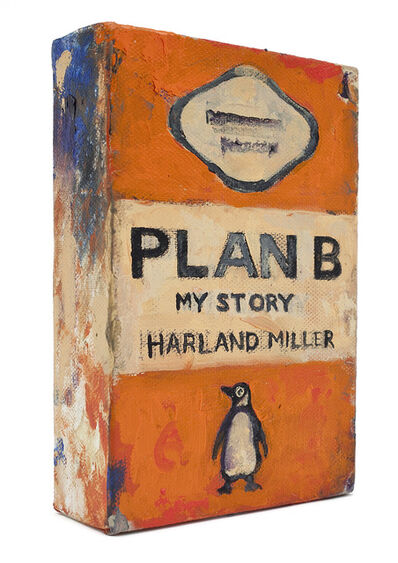 Harland Miller, 'Plan B , My Story', 2011