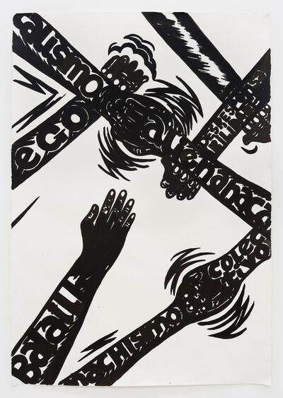 Carla Filipe, 'Tentáculos (Capitalismo + Alienação)', 2016