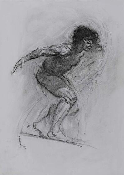 Patrick Jones, 'Neanderthal'