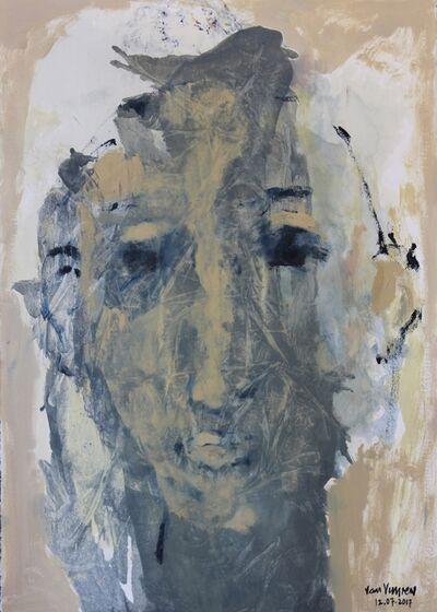 Andre van Vuuren, 'Face (9)', 2014