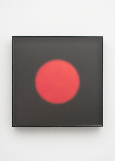 Loring Taoka, '(untitled - blurred circle)', 2017