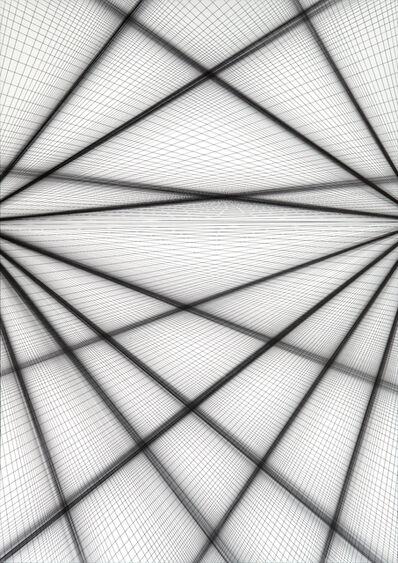 """Timo Nasseri, '""""I Saw Broken Labyrinth nº 11""""', 2015"""