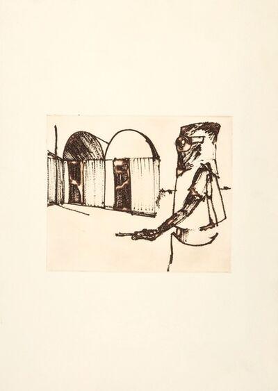 Sidney Nolan, 'Kelly', 1971
