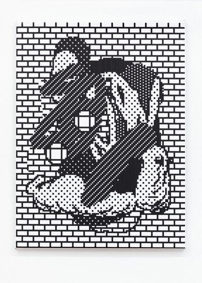 Arno Beck, 'American Graffiti', 2020
