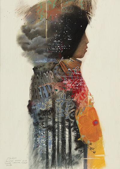 Zorikto Dorzhiev, 'Legends of the Autumn', 2019