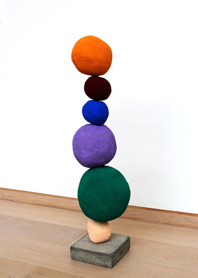 Annie Morris, 'Stack (6)', 2014