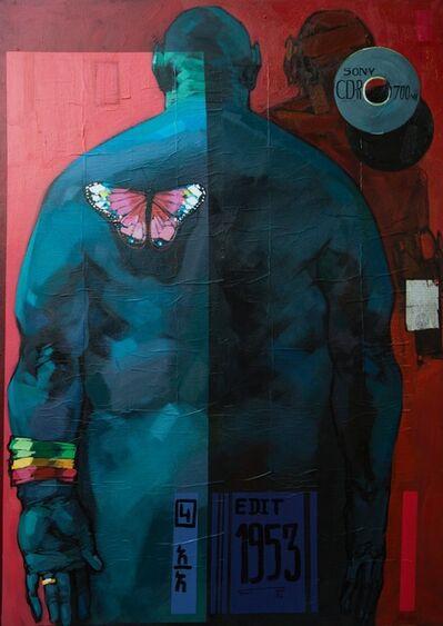 Dawit Abebe, 'Edit 5', 2019
