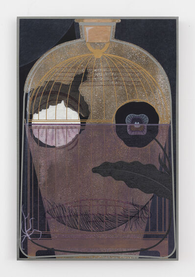 Michael Stamm, 'Tincture #16 (Ambivert)', 2019