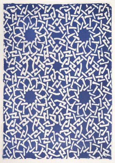Teresa Cole, 'Blue Webbing', 2015
