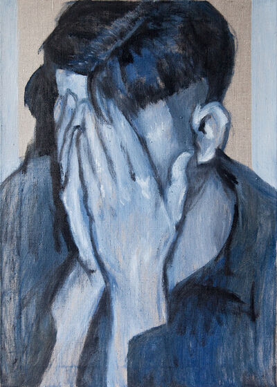 Andrey Anro, 'The closed face ', 2014