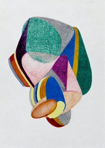 Sasha Hallock, 'Untitled, Small Works No. 64', 2018
