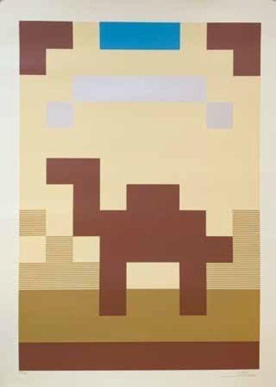 Invader, 'Camel', 2015